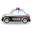 Police Car on Samsung TouchWiz Nature UX 2