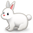 Rabbit on Samsung TouchWiz Nature UX 2