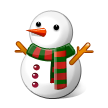 Snowman Without Snow on Samsung TouchWiz Nature UX 2