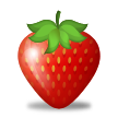 Strawberry on Samsung TouchWiz Nature UX 2