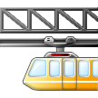 Suspension Railway on Samsung TouchWiz Nature UX 2