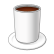 Teacup Without Handle on Samsung TouchWiz Nature UX 2