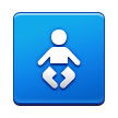 Baby Symbol on Samsung TouchWiz 5.1