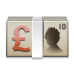 Pound Banknote on Samsung TouchWiz 5.1