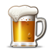 Beer Mug on Samsung TouchWiz 5.1