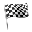 Chequered Flag on Samsung TouchWiz 5.1