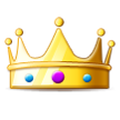 Crown on Samsung TouchWiz 5.1