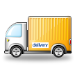Delivery Truck on Samsung TouchWiz 5.1