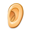 Ear on Samsung TouchWiz 5.1