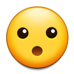 Face with Open Mouth on Samsung TouchWiz 5.1