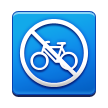 No Bicycles on Samsung TouchWiz 5.1