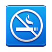No Smoking on Samsung TouchWiz 5.1