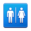 Restroom on Samsung TouchWiz 5.1