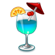 Tropical Drink on Samsung TouchWiz 5.1