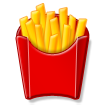 French Fries on Samsung Touchwiz 6.0