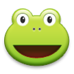 Frog Face on Samsung Touchwiz 6.0