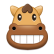 Horse Face on Samsung Touchwiz 6.0