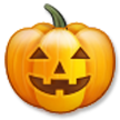 Jack-O-Lantern on Samsung Touchwiz 6.0