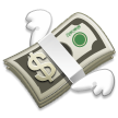 Money With Wings on Samsung Touchwiz 6.0