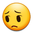 Pensive Face on Samsung Touchwiz 6.0