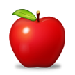 Red Apple on Samsung Touchwiz 6.0