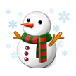 Snowman on Samsung Touchwiz 6.0