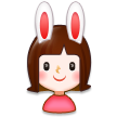 People with Bunny Ears on Samsung Touchwiz 6.0