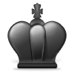 Black Chess King on Samsung TouchWiz 7.0