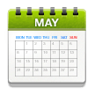 Calendar on Samsung TouchWiz 7.0