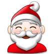 Santa Claus on Samsung TouchWiz 7.0