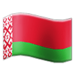 Flag: Belarus on Samsung TouchWiz 7.0