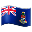 Flag: Cayman Islands on Samsung TouchWiz 7.0