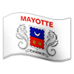 Flag: Mayotte on Samsung TouchWiz 7.0