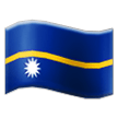 Flag: Nauru on Samsung TouchWiz 7.0
