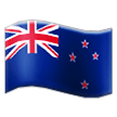 Flag: New Zealand on Samsung TouchWiz 7.0