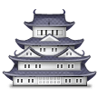 Japanese Castle on Samsung TouchWiz 7.0