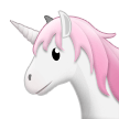Unicorn Face on Samsung TouchWiz 7.0