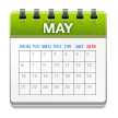 Calendar on Samsung TouchWiz 7.1