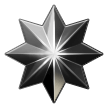 Eight-Pointed Star on Samsung TouchWiz 7.1