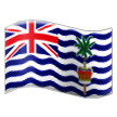 Flag: Diego Garcia on Samsung TouchWiz 7.1