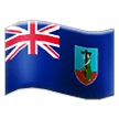Flag: Montserrat on Samsung TouchWiz 7.1