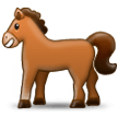 Horse on Samsung TouchWiz 7.1