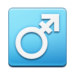 Male with Stroke Sign on Samsung TouchWiz 7.1