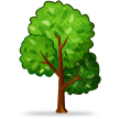 Deciduous Tree on Samsung Experience 8.0