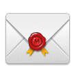 Envelope on Samsung Experience 8.0