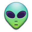 Alien on Samsung Experience 8.0