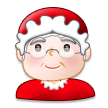 Mrs. Claus on Samsung Experience 8.0