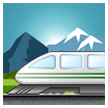Mountain Railway on Samsung Experience 8.0