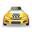 Oncoming Taxi on Samsung Experience 8.0