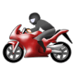 Motorcycle on Samsung Experience 8.0